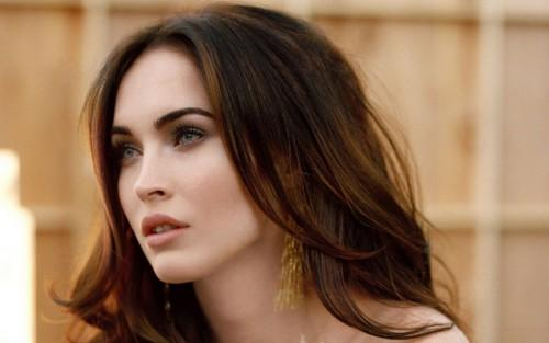 Megan Fox Hairstyle New Resolutions