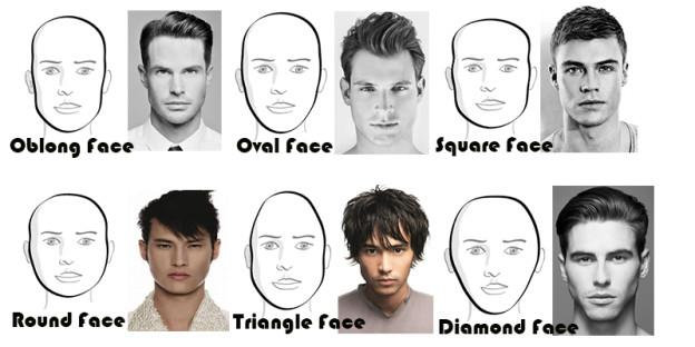 Mens Hairstyle For Round Face Shapemens Haircuts Your
