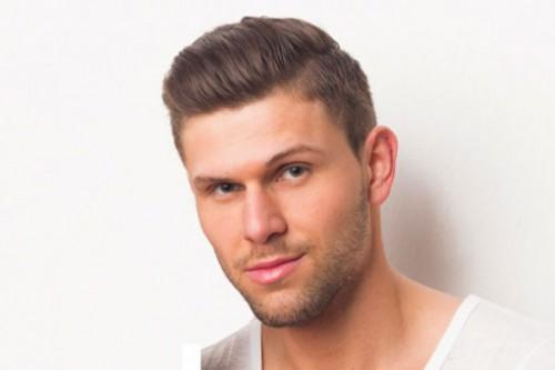 Mens Hairstyles For Fine Hair Men Short Hairstyle