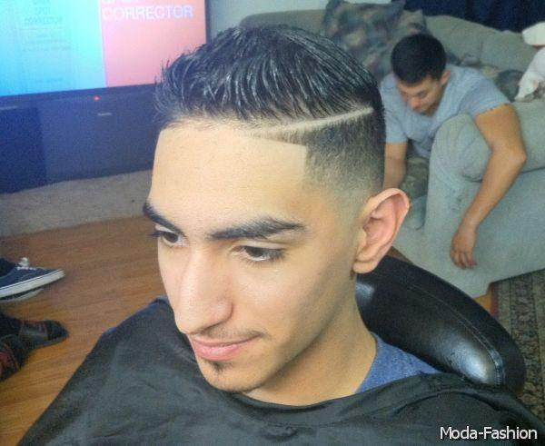 Mens Hairstyles Regards Jet Men Mohawk