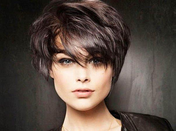 Messy Short Hairstyles Side Bangs Thick Hair For Long Oval Sophie Hairstyles 1791