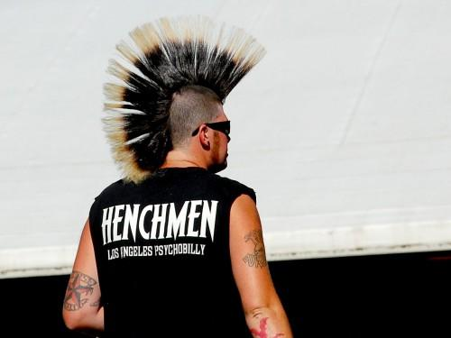 Mohawk Haircuts Hairstyles Fashion Remains