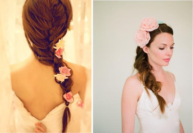 More Braids For Big Day Wedding Trends Braided Hairstyles