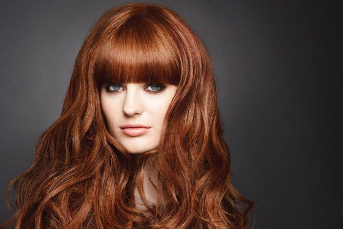 Most Beautiful Shades Copper Hair Color