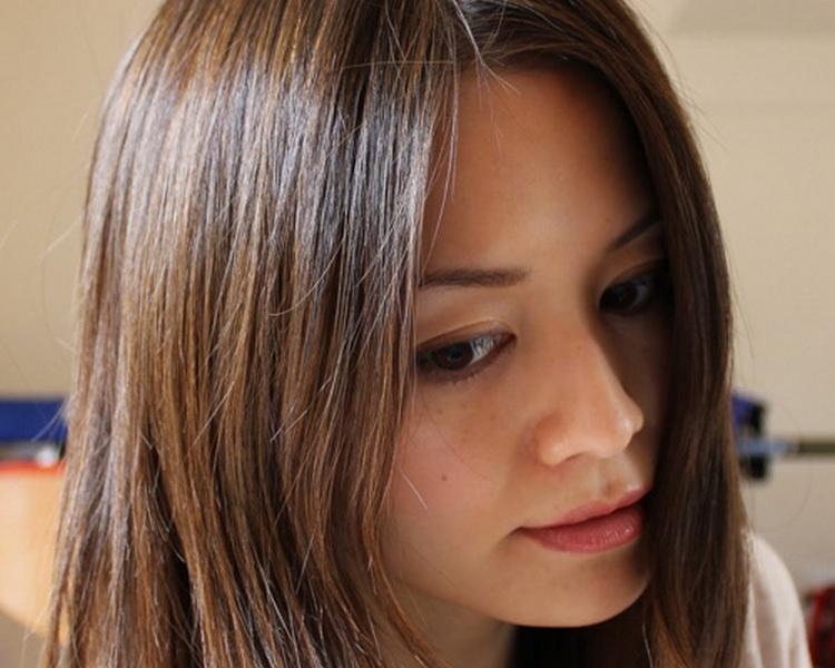 Mousy Brown Hair Color