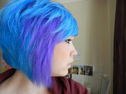 Must Try This Two Tone Hair Color Will Look Amazing