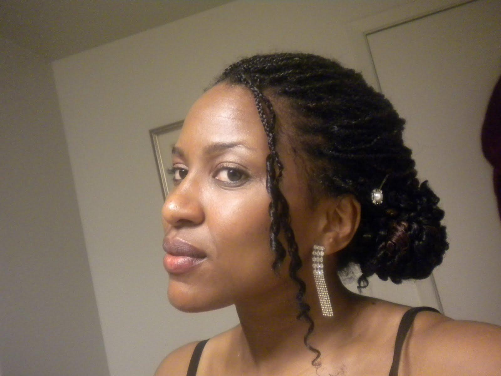 Natural Hair Braids Twists Reach Ultimate Healthy Goals
