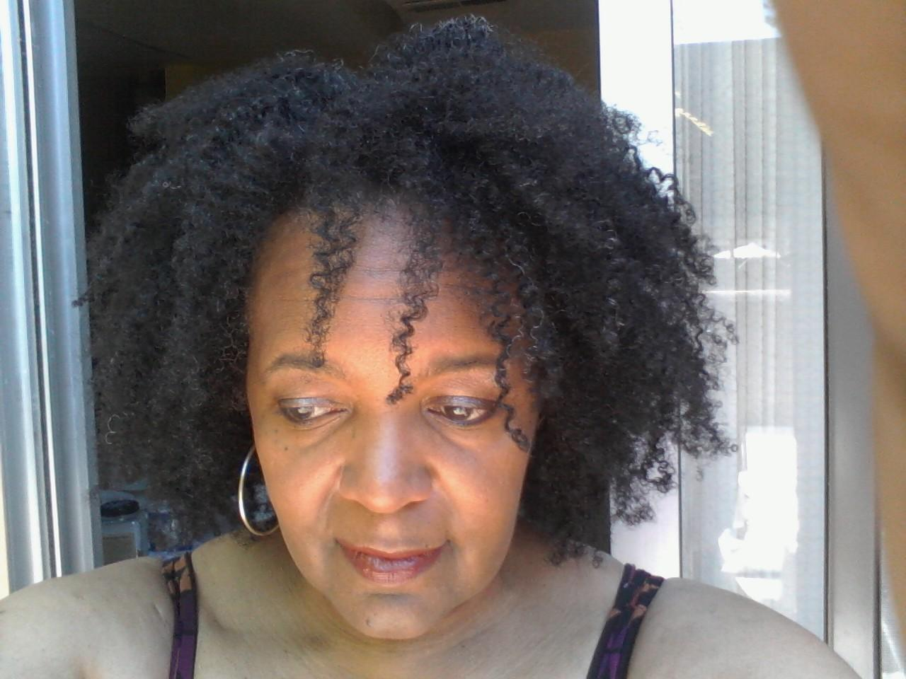 Natural Hair Braids Twists Twist Out Conditioning Treatment Dry