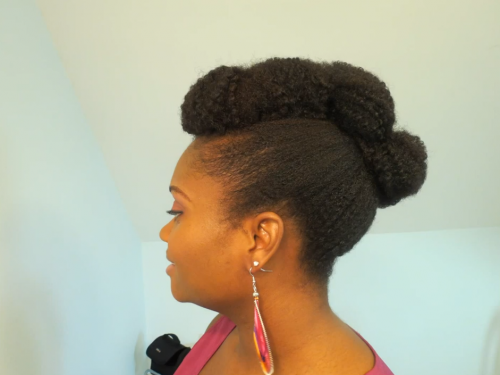 Natural Hairstyle Quick