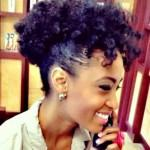 Natural Hairstyles For Work Fab Looks
