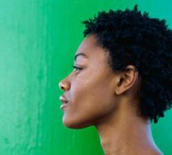 Natural Short Haircuts For Black Women Round Faces