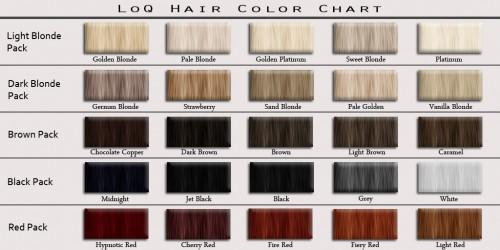 New Colors Will Available Hairs