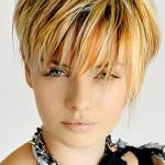 New Ladies Short Hairstyle Ideas