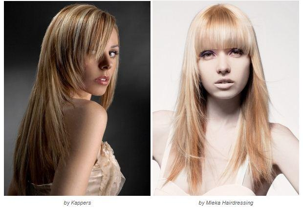 New Long Layered Hairstyles Kappers Mieka Hairdressing