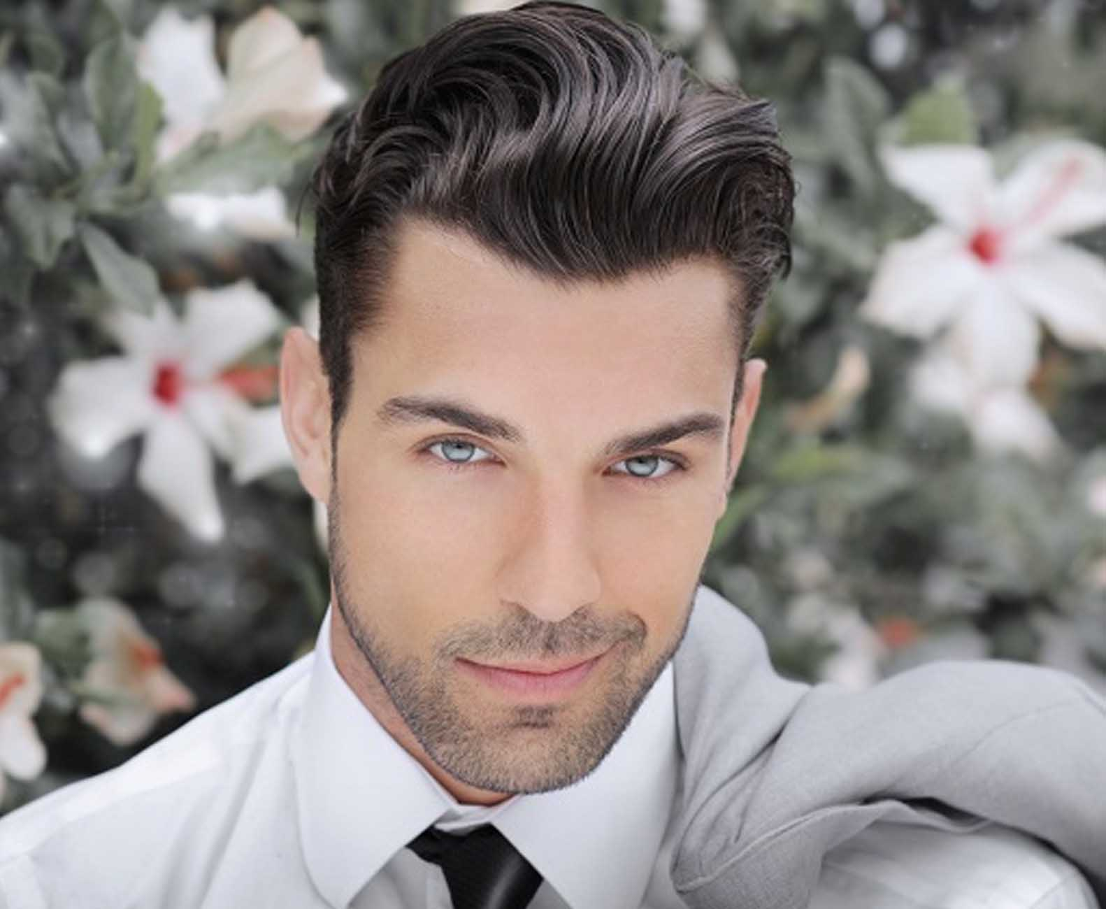 New Trends For Men Hairstyle