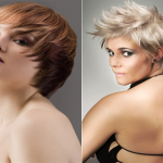 Nice Short Choppy Hairstyles