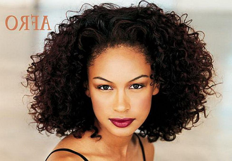 Niceblack Medium Hair Hairstyles For Thick Curly