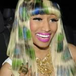 Nicki Minaj Hairstyle Color