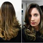Ombre Hair Cnica Passo