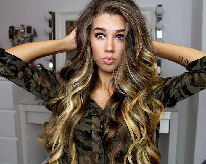 Ombre Hairstyle Fashion Trends