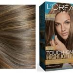Oreal Touch Highlights Creamy Caramel Toasted Almond