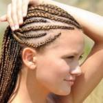 Overwhelming Cornrow Hairstyles