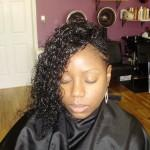 Partial Sew Braids