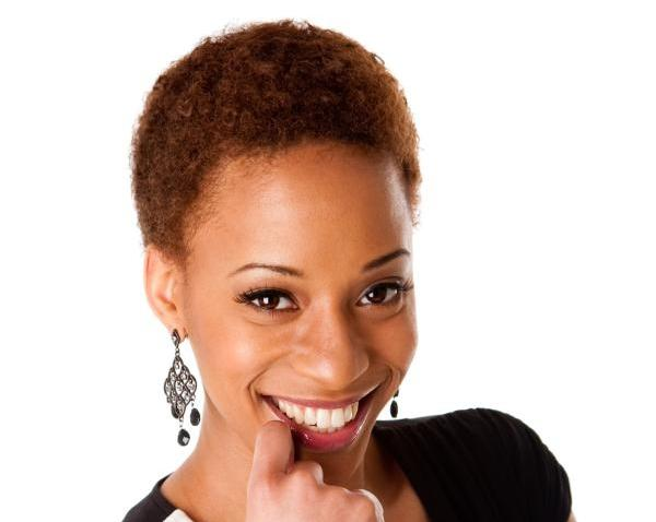 Pay Attention Super Cute Short Black Hairstyles