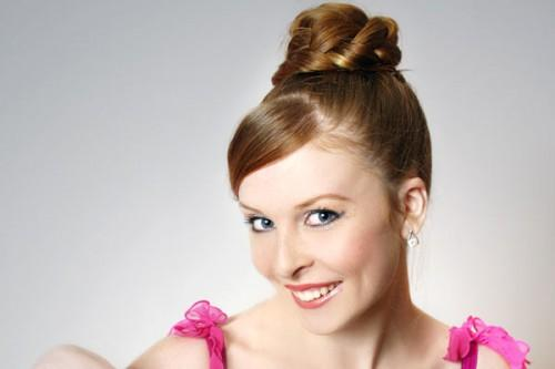 Perfect Braided Bun Hairstyles For Prom Bang