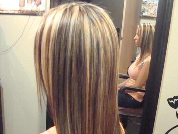 Perfect Highlighted Hairstyle Even Neat Look That Would