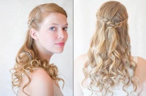 Picture Bridesmaids Hairstyles For Long Hair Tutorials