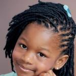 Picture For Top African American Little Girl Natural Hairstyles