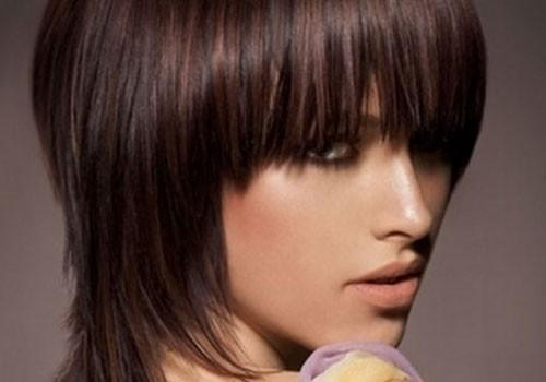 Pictures Chocolate Brown Hair Color Honey Highlights