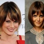 Pictures Medium Bob Hairstyles For Round Faces