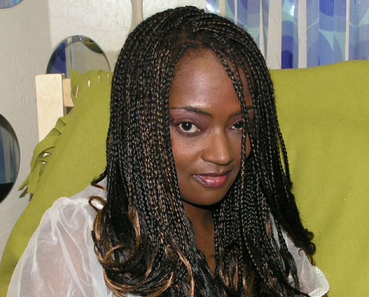 Pictures Micro Braids Hairstyles