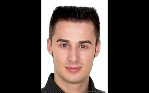 Pictures Short Mens Haircuts Picture