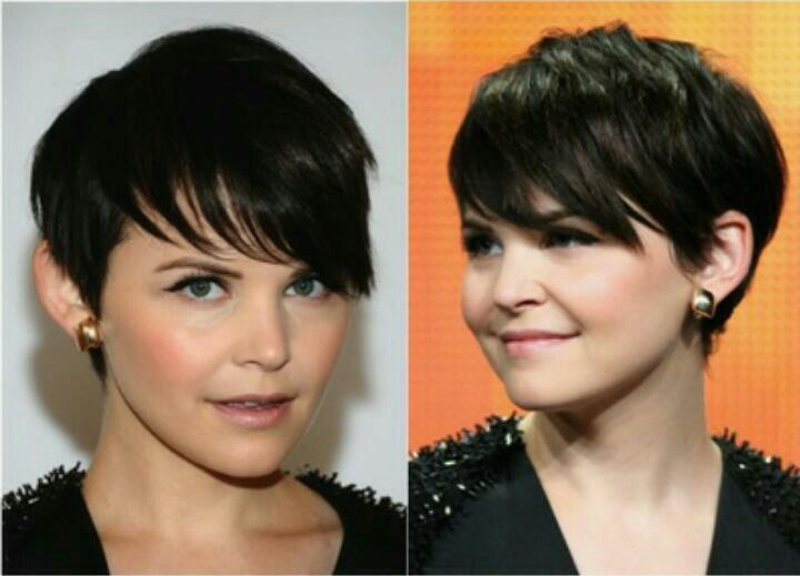 Pixie Cut For Round Face Thinking About Cutting Sides Shorter