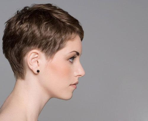 Pixie Haircut Blonde Hair Color Looks Stunning