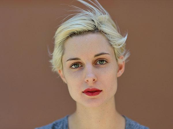 Pixie Outdoors Hairstyle