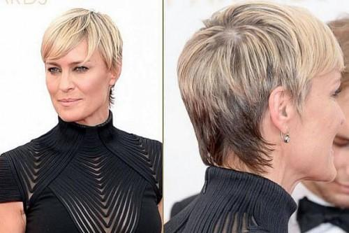 Pixie Short Haircuts For Older Women
