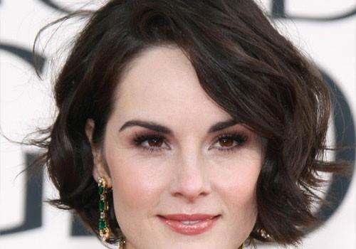 Polished Hairstyles For Square Faces