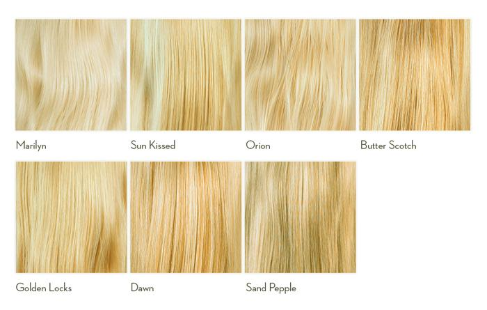 Post From How Know Shades Blonde Hair Chart Your Home