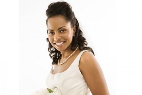 Posts Related Half Down African American Wedding Hairstyles