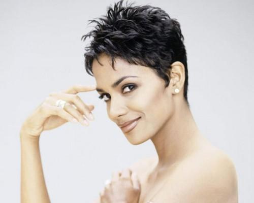 Posts Related Short Spiky Hairstyle Black Women