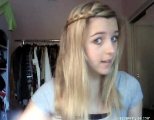 Pretty Easy Hairstyles For School Simple
