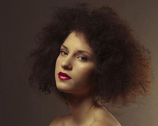 Pretty Short Afro Hairstyles