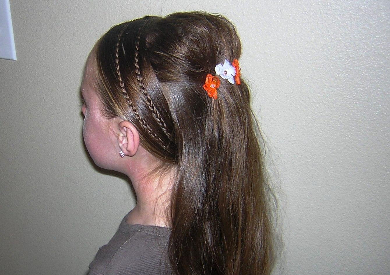 Princess Hairstyles Little Girls Are Bags Accepted