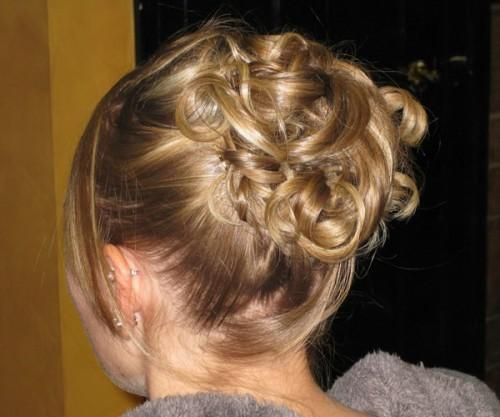 Prom Ready Updo