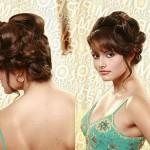 Prom Updo Short Hair Hairstyles For Wavy Pics