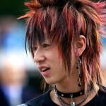 Punk Hairstyle